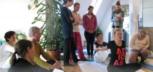 Nuad Kurs | Thai Yoga Kurse | Thai Massage lernen