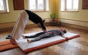 Nuad - Übung für Therapeut und Partner